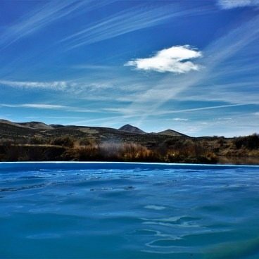 Paradise Valley Hot Spring