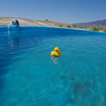 rubber ducky- Smith Creek Valley Hot Springs