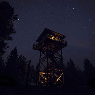 Fivemile Butte Lookout Tower