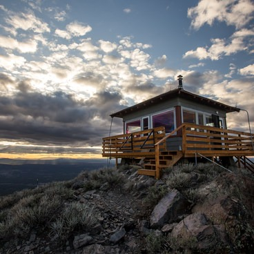 Hager Mountain Fire Lookout