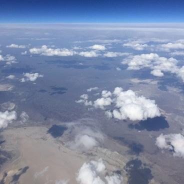 Alvord Desert looking NE- Alvord Desert