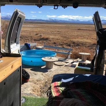 Potts Ranch Hot Springs