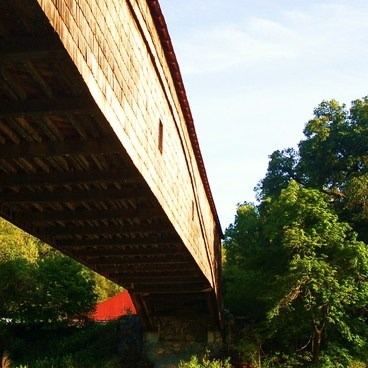 Bridgeport crossing, Penn Valley CA, I believe it is the oldest standing covered bridge in Cali.- South Yuba River State Park