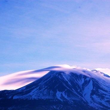 Mt. Shasta- Mount Shasta: Avalanche Gulch