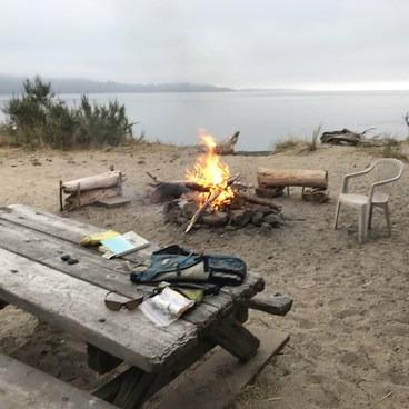 Primo Campsite- Bayocean Peninsula