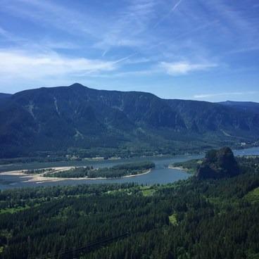 View from Hamilton Mountain- Hamilton Mountain Hike
