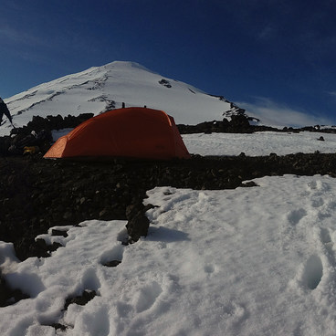 my. Adams lunch counter- Mount Adams, South Climb