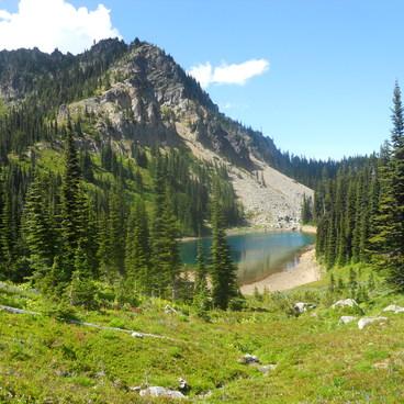 Upper Palisades- Palisades Lakes Trail