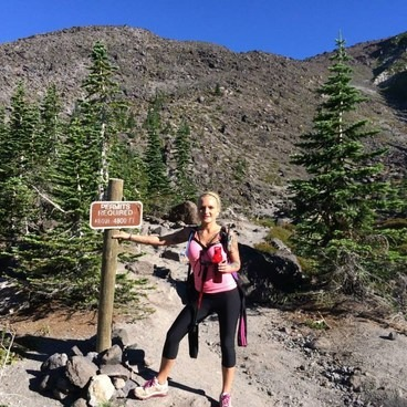 Mount St. Helens Hike 2014 | Jessica Driver - Mount St. Helens National Volcanic Monument