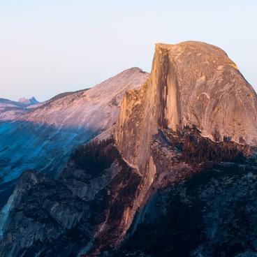 Half Dome via Mist Trail