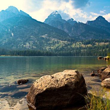 Taggart + Bradley Lakes Hike