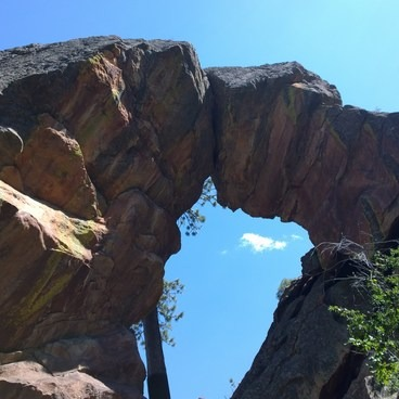 Royal Arch- Royal Arch Hike