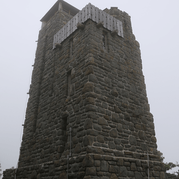 Mount Constitution Observation Tower- Mount Constitution
