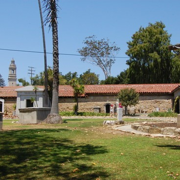 This cemetary is the final resting place for several thousand Chumash Indians and most notably, Juana Maria. Juana was a Nicoleno tribal member whose story inspired the famous novel,