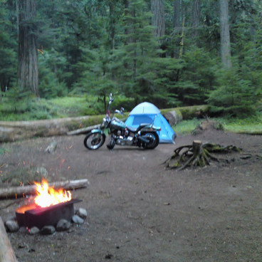 The Dalles Campground