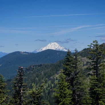 Mount Jefferson- Iron Mountain