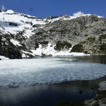 Granite Lake- Granite Lake + Seven Up Pass