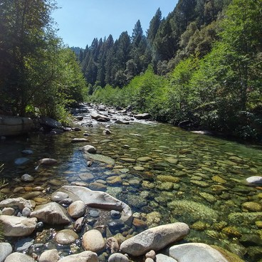 Just beautiful!- Oregon Creek Day Use Area