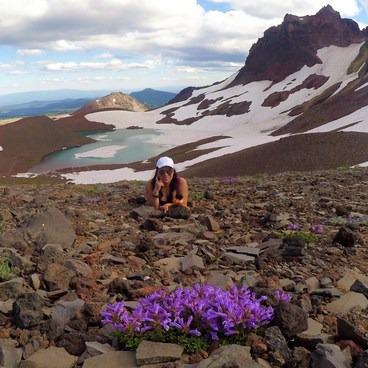 Broken Top Crater Hike