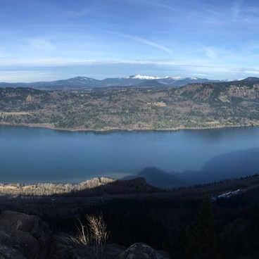 This was the clearest it's ever been for me.- Angels Rest + Foxglove Way Hike