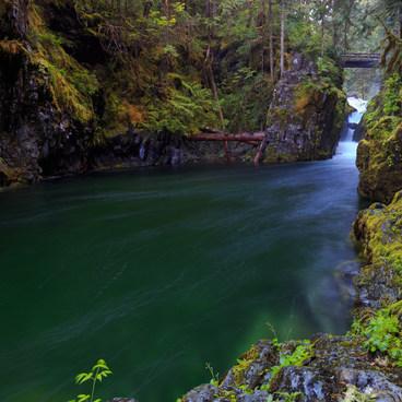 Opal Pool- Opal Creek Hiking Trail
