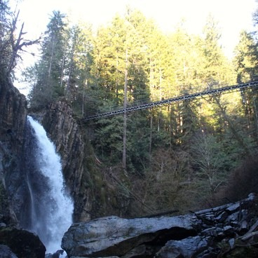 Drift Creek Falls Hike
