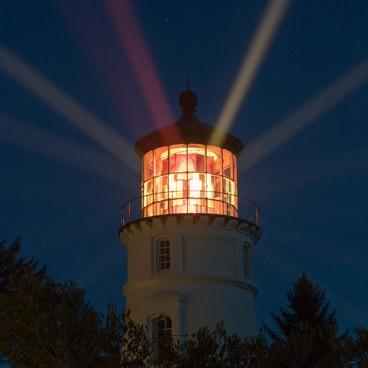 Umpqua Lighthouse- Umpqua River Lighthouse