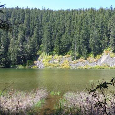 Memaloose Lake- Memaloose Lake