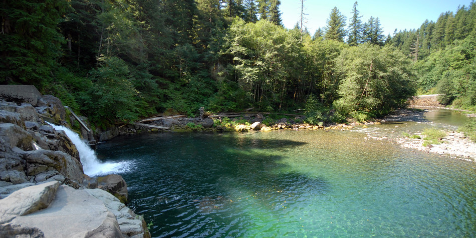 Salmon Falls Outdoor Project Swimming Holes Cliff Jumping