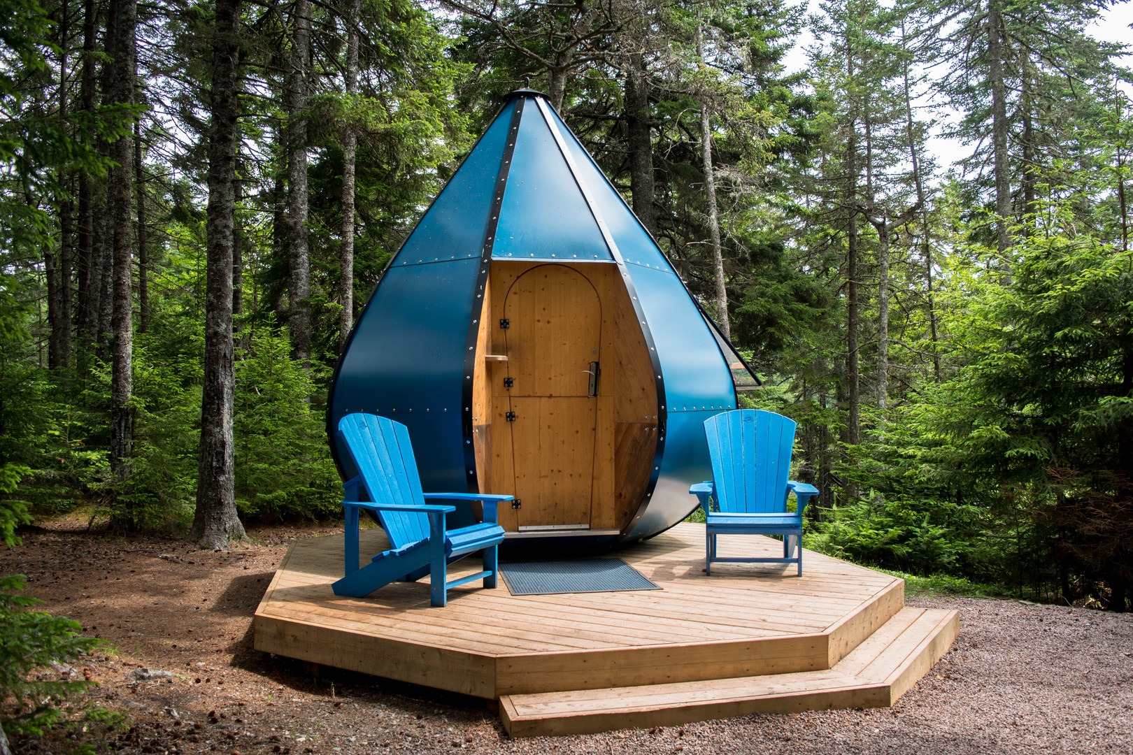 Bay Of Fundy Camping >> Point Wolfe Campground Outdoor Project