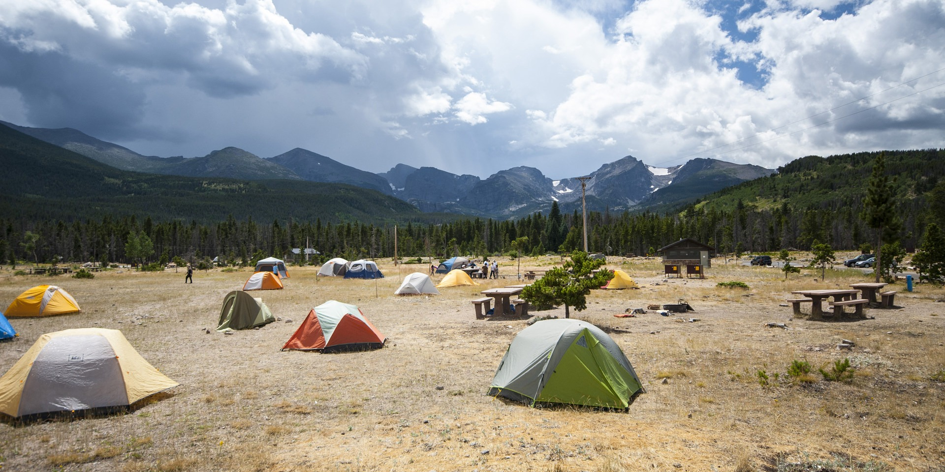 Glacier Basin Campground | Outdoor Project