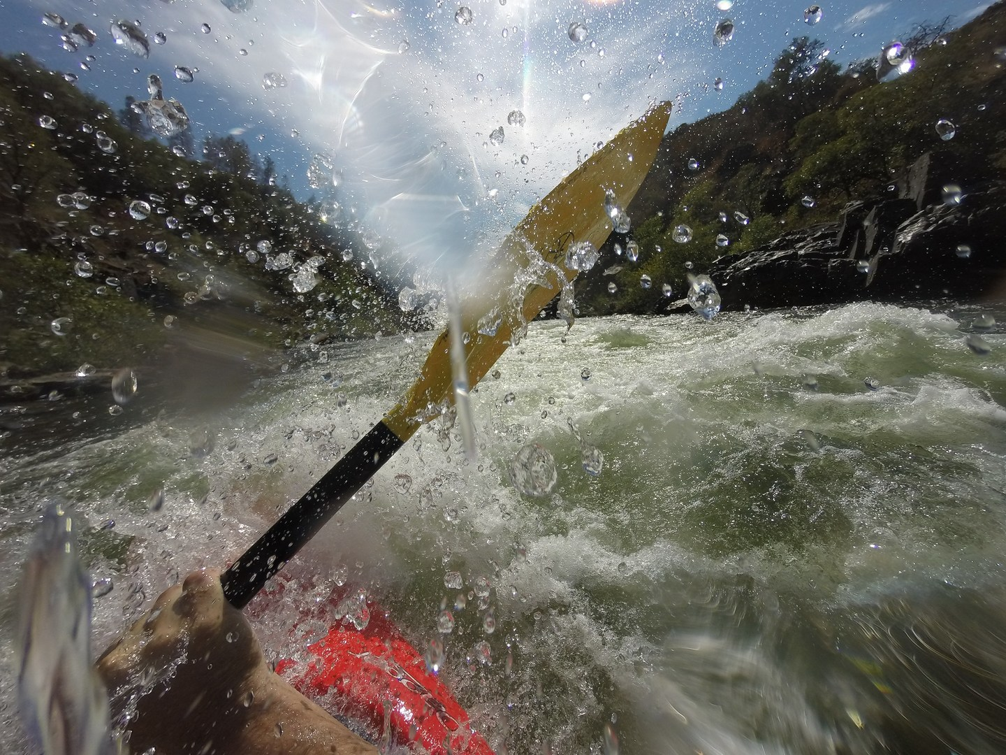 South Fork of the American River: The Gorge, Greenwood to Salmon