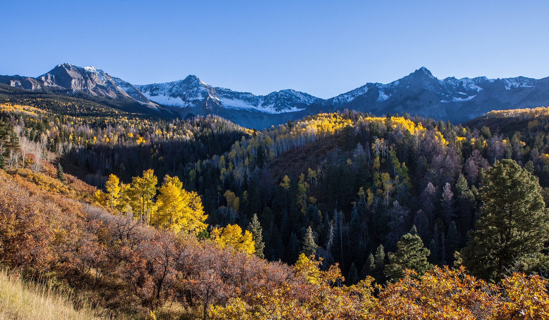 The West's Best Hikes for Fall Colors