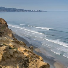Torrey Pines State Beach, California, Outdoor Project