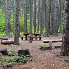 Wish-Poosh Campground, Washington, Outdoor Project