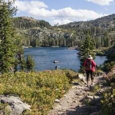 Bear Lakes Loop via Round Lake, California, Outdoor Project