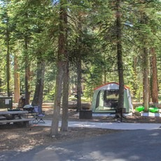General Creek Campground, California, Outdoor Project