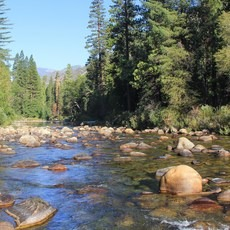 Sheep Creek Campground, California, Outdoor Project