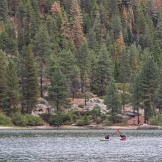 Hume Lake Recreation Area, California, Outdoor Project