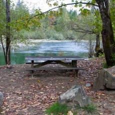 Big Eddy Park, Washington, Outdoor Project