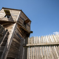 Fort Vancouver National Historic Site, Washington, Outdoor Project