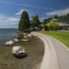 Kirkland Marina Park, Washington, Outdoor Project