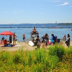 Juanita Beach Park, Washington, Outdoor Project
