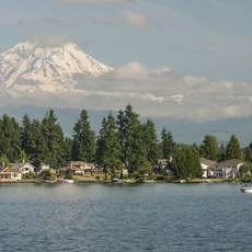 Lake Tapps Park, Washington, Outdoor Project