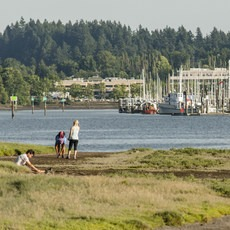 Priest Point Park, Washington, Outdoor Project