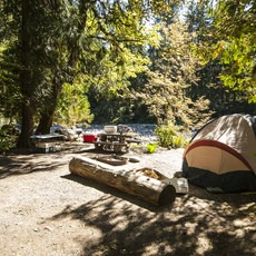 Staircase Campground, Washington, Outdoor Project