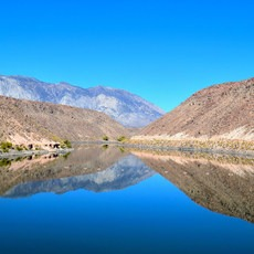 Upper Owens River and Pleasant Valley Reservoir, California, Outdoor Project