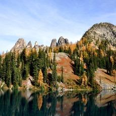Blue Lake, Washington, Outdoor Project