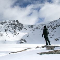 Emigrant Lake Trail, California, Outdoor Project