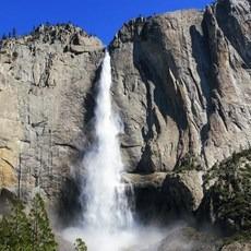 Yosemite Falls, California, Outdoor Project